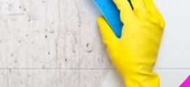 طرق سهلة في تنظيف جدران المطبخ من الدهون